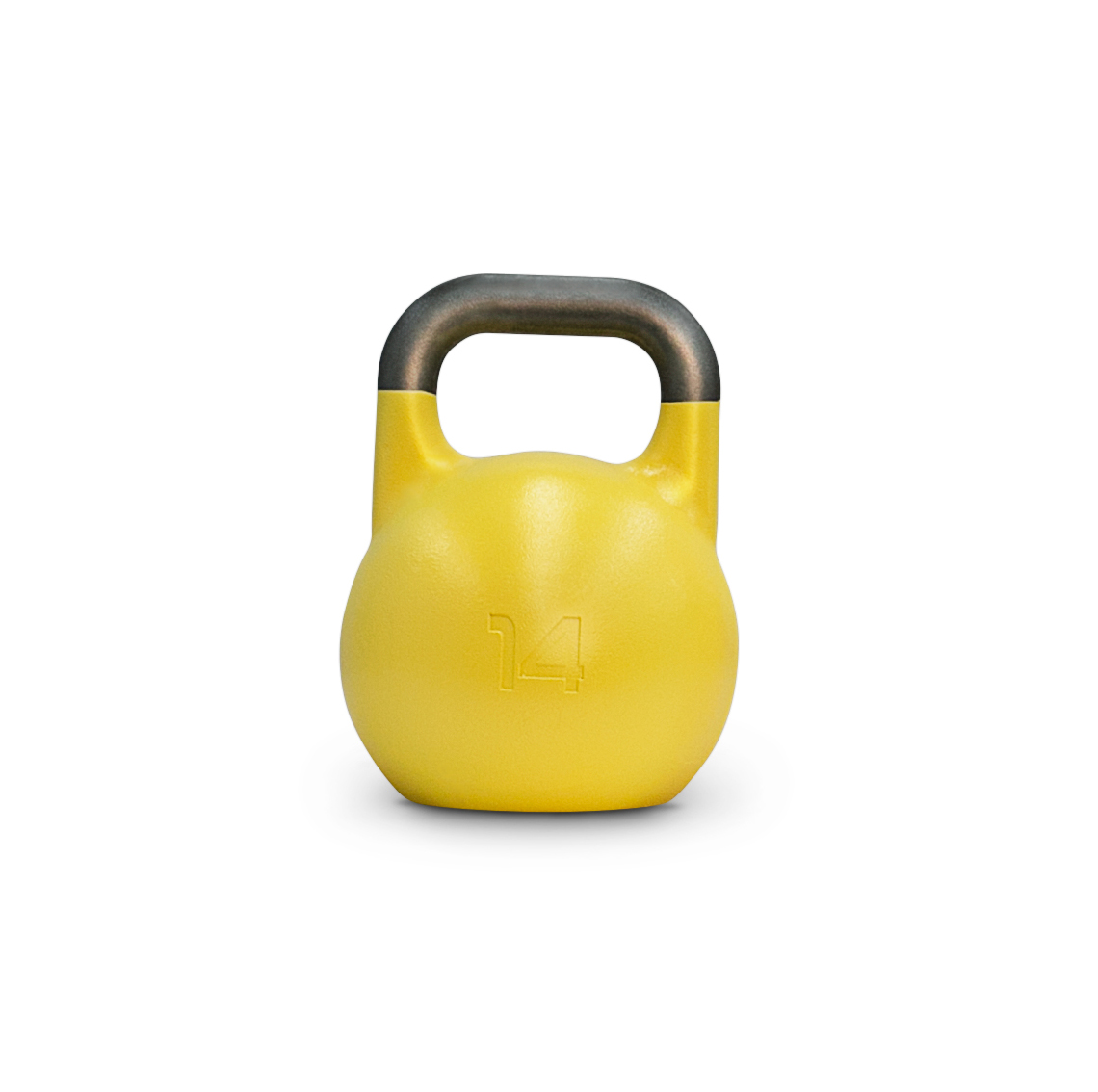 Kettlebell 24kg Professional Competition Grade: Kettlebell PRO Grade 14kg Elite Competition Style