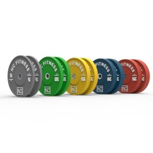 Stack-BUMPER PLATE COLORS-ISO.609