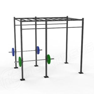 X-SERIES FS10-M MONKEY BAR FREE STANDING RIG