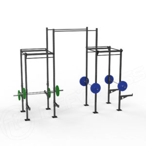 X-SERIES FS14-M-CR MUSCLE UP RIG