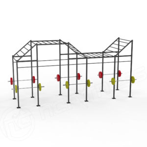 X-SERIES FS24-M MONKEY RACK