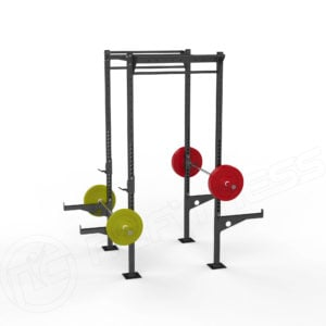 X-SERIES FS4x4-MUSCLE UP FREE STANDING RIG