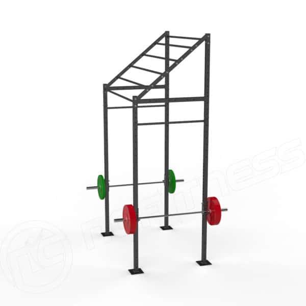 X-SERIES FS4X6-M-CLIMBER FREE STANDING RIG