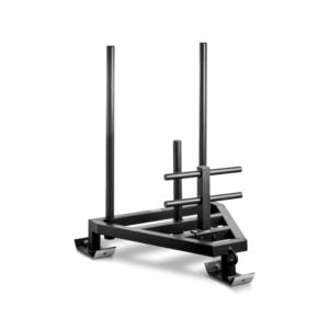 Gym Weight Sled & Harness