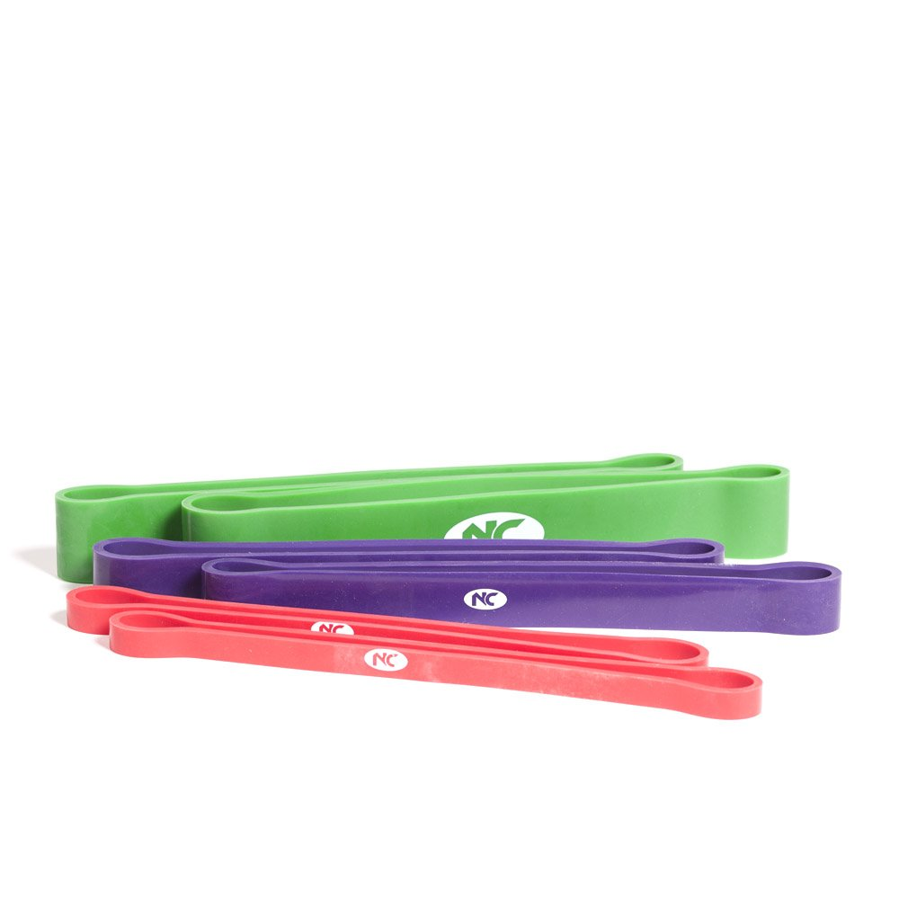 Resistance Band 12 Inch Full Set