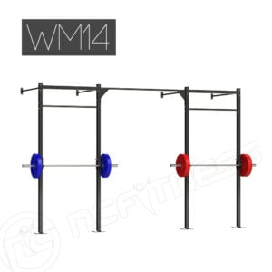 X-SERIES WM14 WALL MOUNT RIG