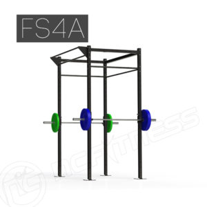 X-SERIES FS4A FREE STANDING RIG