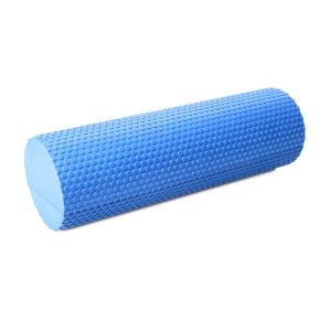 Foam Roller Hard 45cm x 15cm BLUE