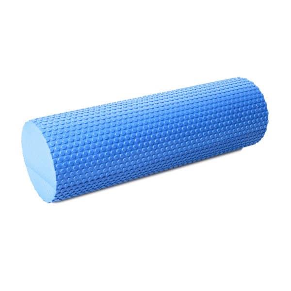 Foam Roller Hard 45cm x 15cm BLUE