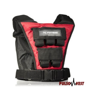 PulsoVest 10KG Weighted Vest