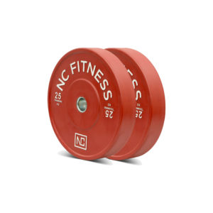 Double Bumber Plate 25KG - Red