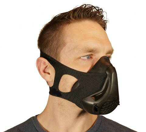 breathing restriction mask