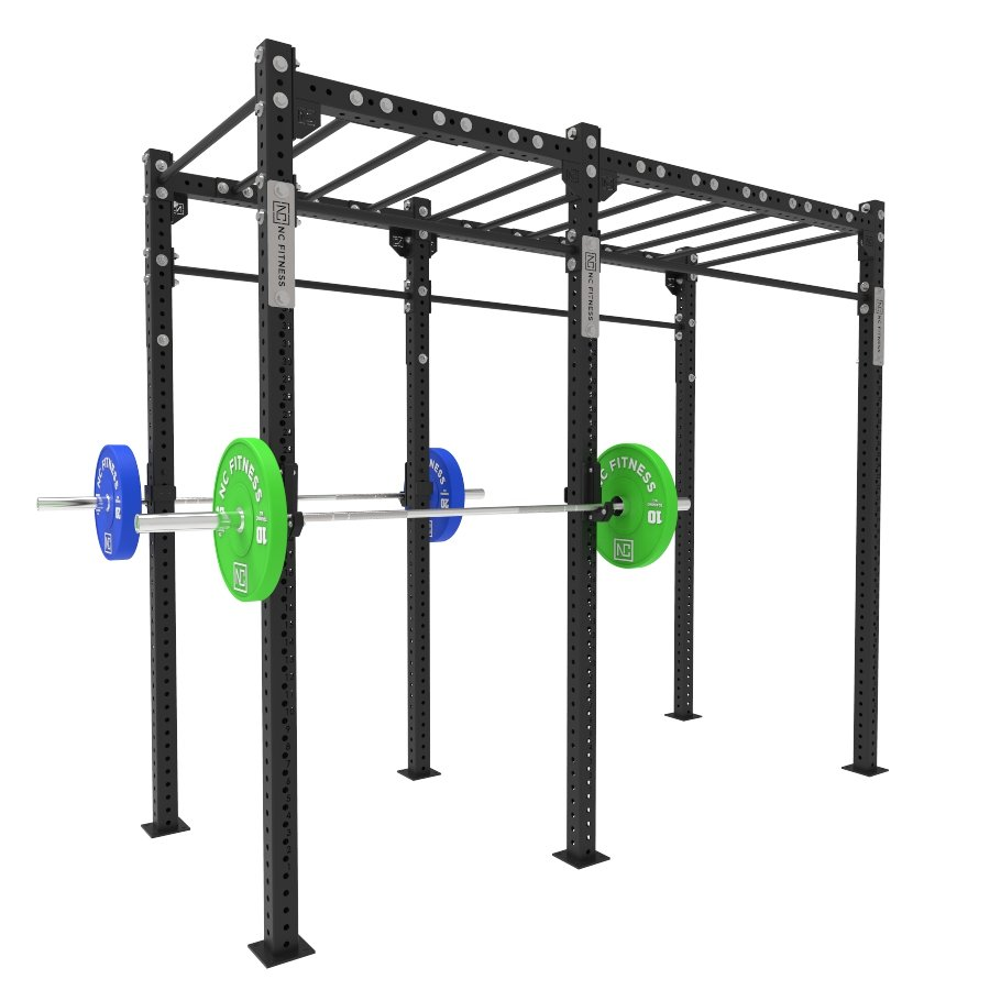 X-Series FS10-M Monkey Bar Free Standing Rig-Camera 1.652