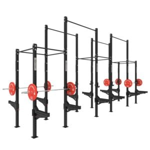 X-Series WM24-M-CR Wall Mount RACK With Centre Rise (FREE STANDING RIG)-Camera 2.1399