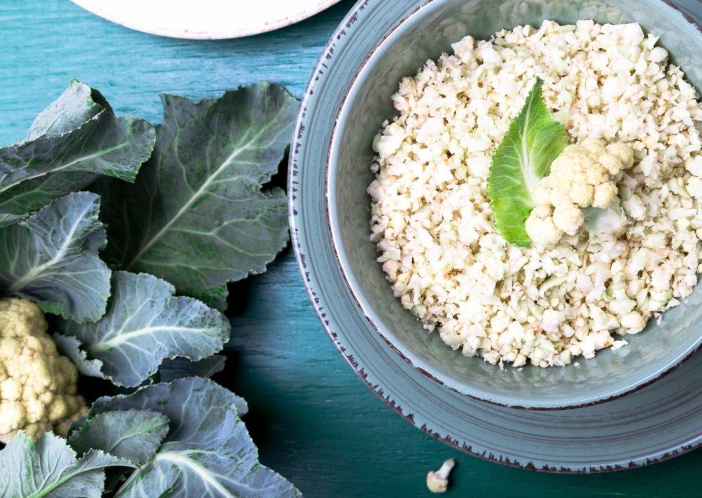 frozen cauliflower rice