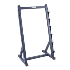 Fixed Single Sided Barbell Rack