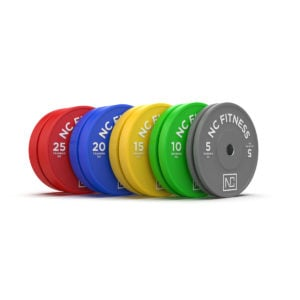 Colour Bumper Plates